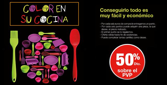 Color en su cocina utensilios de cocina de silicona - Utensilios de silicona para cocina ...